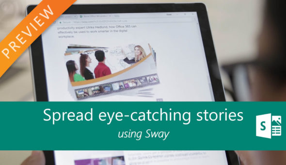 Spread eye-catching stories (preview) | © Storyals